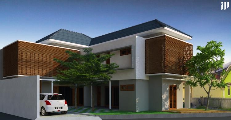 Tampak Rumah Samarinda