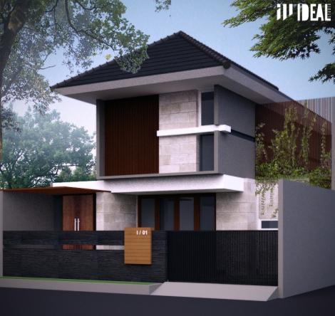 Arsitek Surabaya - Rumah Kosaghra